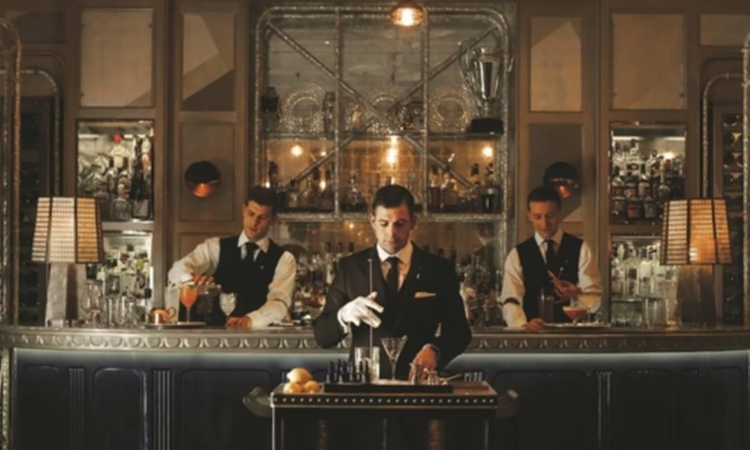 Connaught Bar, em Londres