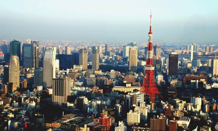Tóquio, no Japão Foto: Japan National Tourism Organization / Divulgação
