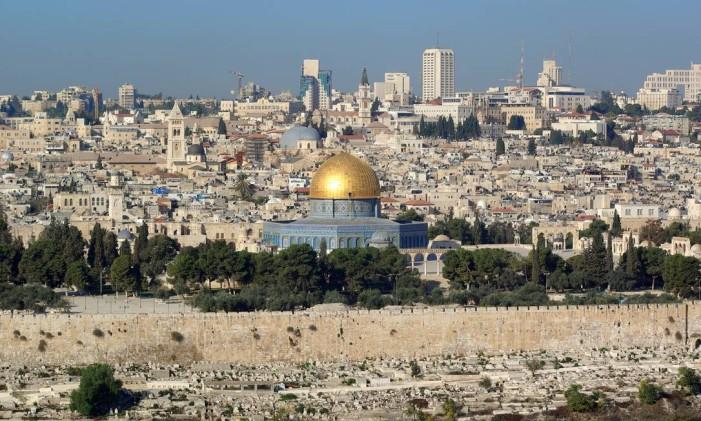 Jerusalém Foto: Berthold Werner / Creative Commons