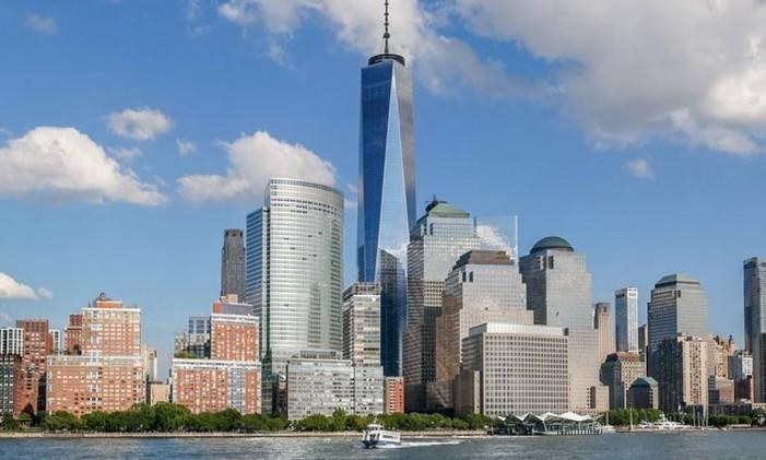 Vista de Lower Manhattan, Nova York, EUA Foto: Kate Glicksberg/NYCGo / Divulgação