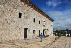 Capital da República Dominicana, Santo Domingo é considerada a primeira cidade fundada pelos europeus nas Américas Foto: Eduardo Maia / O Globo