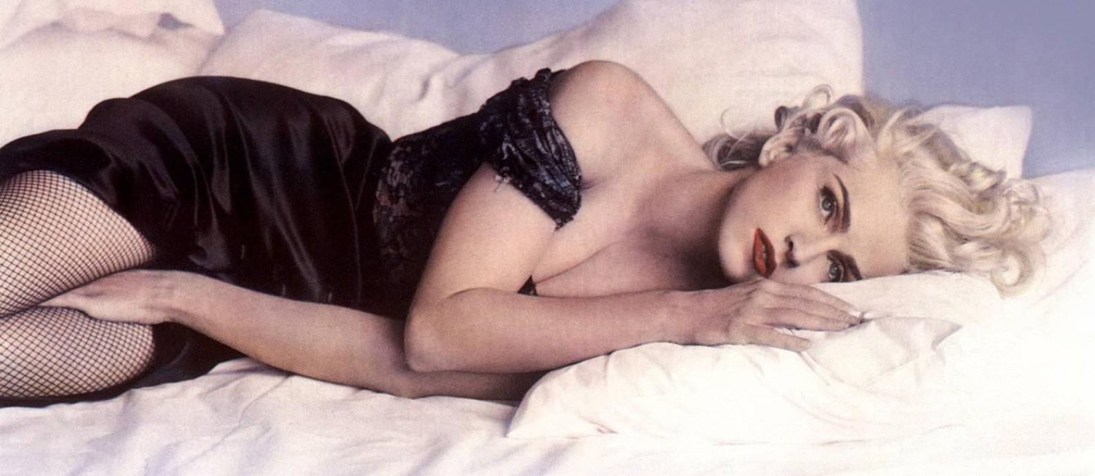 Madonna Foto: Divulgação