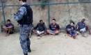 Cinco suspeitos são presos durante confronto em morros da Zona Sul Foto: Divulgação