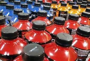 Bebidas adocicadas devem ter mais impostos, diz OMS Foto: Seth Perlman / AP