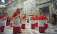 Conclave papal, em 2013