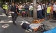Julia Rezende, caiu de bicicleta e morreu após ser atropelada por ônibus em Botafogo