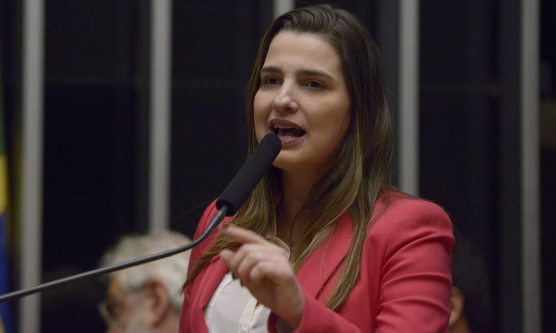 A deputada Clarissa Garotinho (Pros-RJ) Foto: Divulgação / Leonardo Prado / Câmara dos Deputados
