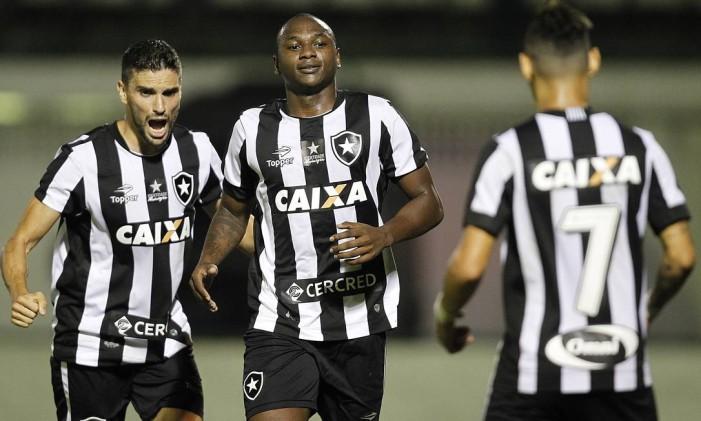 5 Razões da reação do Botafogo no Brasileiro - Jornal O Globo 2fcf084cf757c