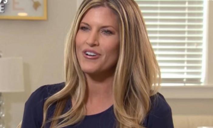Ex-Miss Utah acusa Trump de forçar um beijo na boca Foto: NBC News/Reprodução