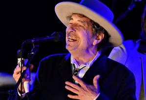O músico Bob Dylan, vencedor do Nobel de Literatura de 2016 Foto: KI PRICE / REUTERS
