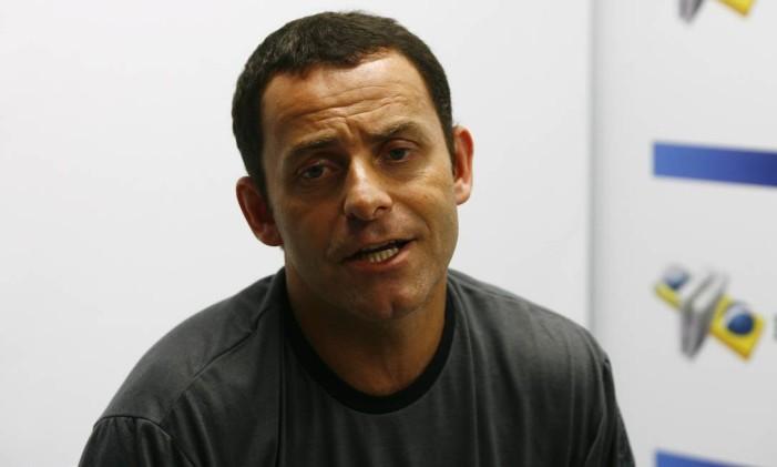 O ex-chefe da Polícia Civil Allan Turnowski Foto: Paulo Nicolella - 27/11/2010 / Agência O Globo
