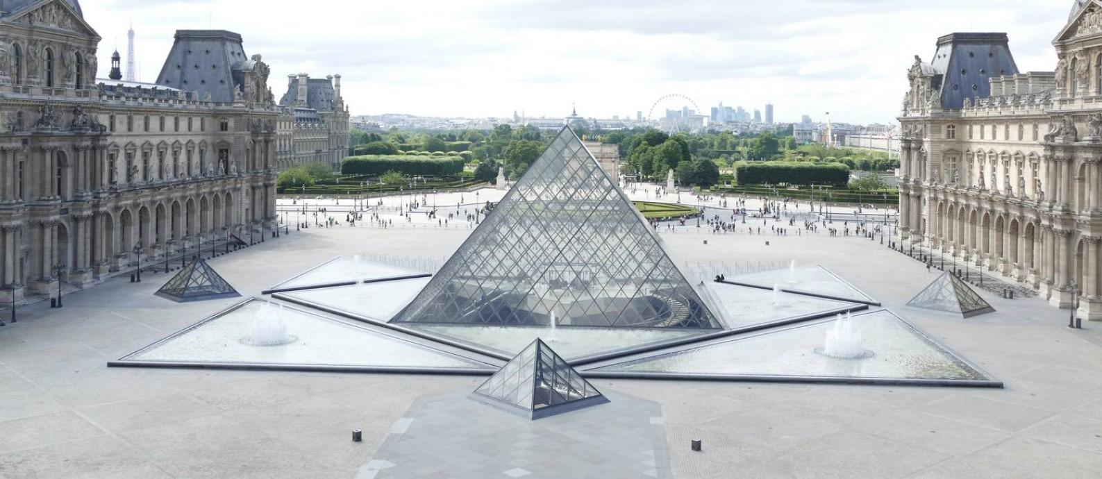 Museu do Louvre Foto: Fernando Eichenberg