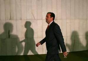 Líder do governo na Câmara dos Deputados, o deputado federal André Moura (PSC-SE) Foto: Michel Filho/ Agência O Globo
