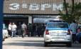 Defasagem no 3º BPM (Méier): unidade cobre 22 bairros e deveria contar com 1.200 policiais, mas tem apenas 450