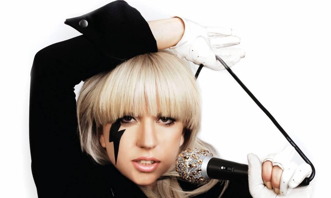 Lady Gaga, em 2009 Foto: Divulgação