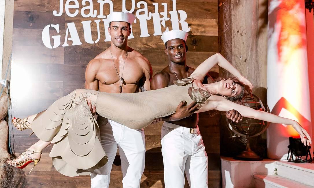 Anna Cleveland já protagonizou campanhas para as grifes Bottega Veneta e Marc Jacobs Bruno Ryfer/ Divulgação