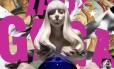 Capa do álbum 'Artpop' de Lady Gaga