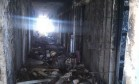 Pavilhão B da Penitenciária Estadual Ênio dos Santos Pinheiro, em Porto Velho, foi incendiado Foto: Divulgação