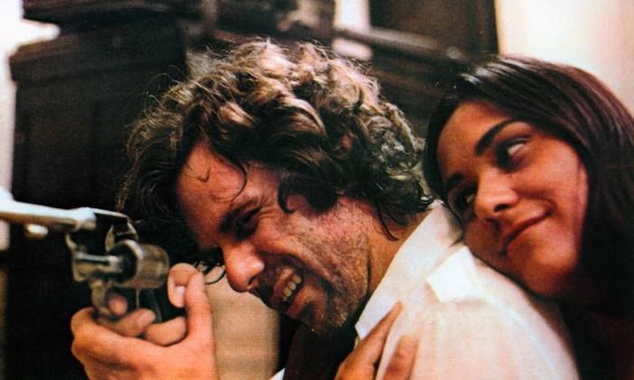 Cena de 'Lúcio Flávio, o passageiro da agonia', de Hector Babenco, pr~emio de público na 1ª Mostra de SP Foto: Reprodução