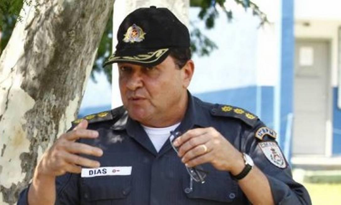 Wolney Dias é o novo comandante da PM Foto: Pablo Jacob