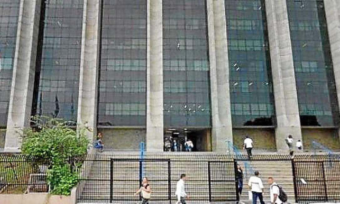 Fachada da sede da Prefeitura do Rio de Janeiro Foto: Reprodução