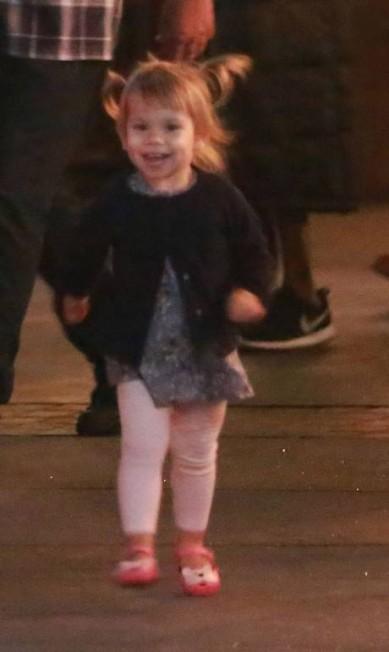 Rose Dorothy Dauriac nasceu em 2014 e é filha do francês Romain Dauriac AKM-GSI