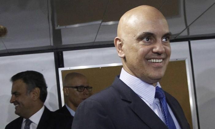 Ministro da Justiça diz que facções ameaçam uma guerra dentro e fora dos presídios Foto: Givaldo Barbosa / Agência O Globo