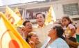 Geraldo Julio (PSB), atual prefeito de Recife, aparece na liderança das intenções de voto no segundo turno, segundo o Ibope