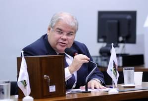 O deputado Lúcio Vieira Lima (PMDB-BA) Foto: Lucio Bernardo Jr./Câmara dos Deputados