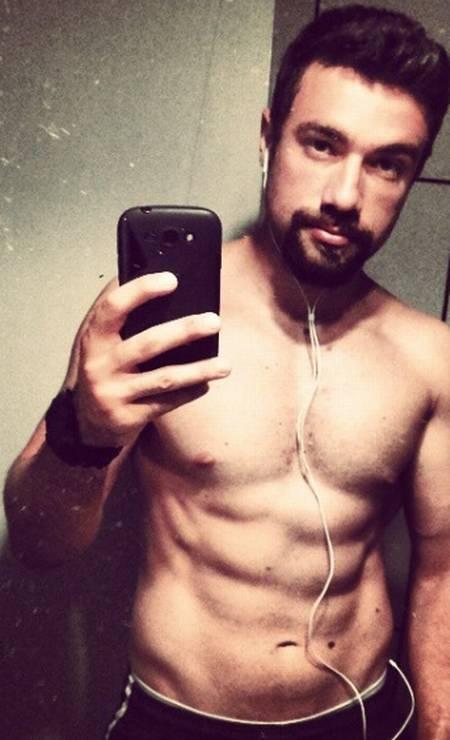 Mais de Lucas Valença, o policial hipster que escoltou Cunha Foto: Reprodução/ instagram