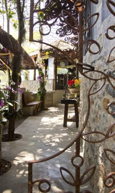 O Secreto, um exclusivo anexo do restaurante Aprazível, acaba de abrir o portão de ferro em Santa Teresa Mônica Imbuzeiro / Agência O Globo