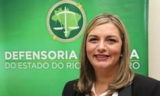 Patrícia Cardoso, coordenadora do Nudecon, da Defensoria Pública do Rio de Janeiro Foto: Divulgação