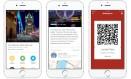 Reprodução da ferramenta do aplicativo do Booking.com Foto: Divulgação
