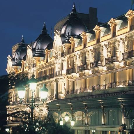 Renomado. Hotel onde Cabral, Cavendish e as esposas ficaram hospedados tem diárias de até € 8 mil Foto: Reprodução / Reprodução da internet