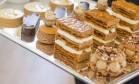 Ore, em Versalhes, tem tortas palacianas dignas de rei Foto: Pierre Monetta