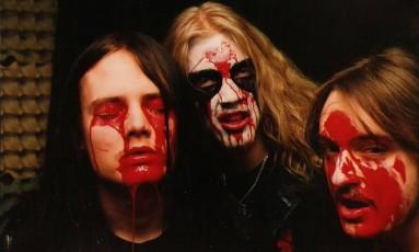 A banda Mayhem Foto: Reprodução