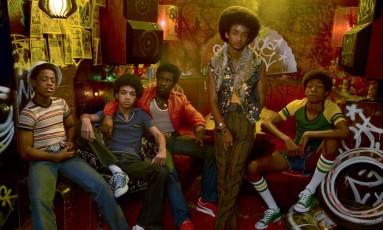 """O elenco de """"The Get Down"""", série da Netflix Foto: Divulgação"""
