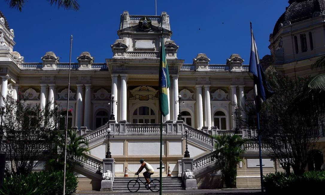 MP culpa isenções fiscais pela crise do estado Foto: Gustavo Stephan / Agência O Globo