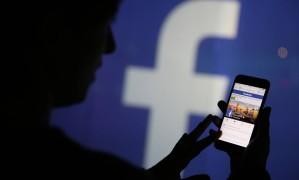 O Facebook anunciou, em nota, a flexibilização na restrição a imagens e vídeos na plataforma Foto: Chris Ratcliffe / Bloomberg