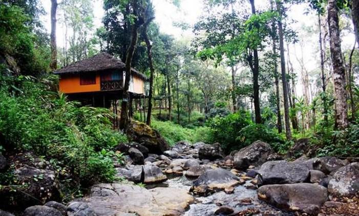 Vythiri Resort, Wayanad, Índia Foto: Flickr/Siraj Thyagarajan / Reprodução