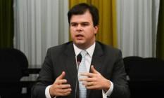 Interesse. Ministro Coelho diz que investidores voltam a olhar para o Brasil Foto: André Coelho / Domingos Tadeu/Agência Brasil/13-6-2016