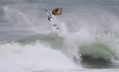 John John Florence voltou a dar ao Havaí um título mundial de surfe Foto: Divulgação/WSL