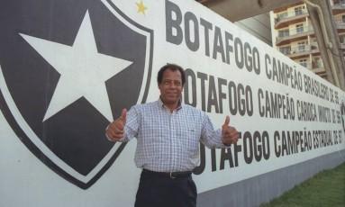 Carlos Alberto Torres foi técnico do Botafogo em diversas oportunidades Foto: Cezar Loureiro