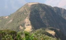 Choquequirao, no Peru Foto: Divulgação