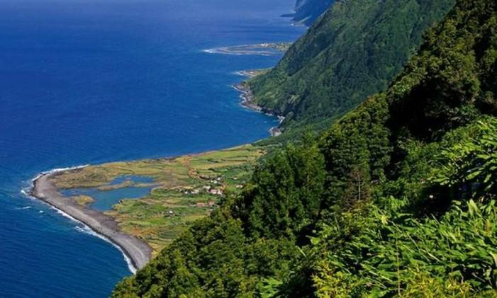 Açores, em Portugal Foto: Divulgação