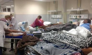 Hospital Salgado Filho, no Rio: no Brasil não há transparência sobre indicadores de qualidade e segurança do paciente Foto: Divulgação