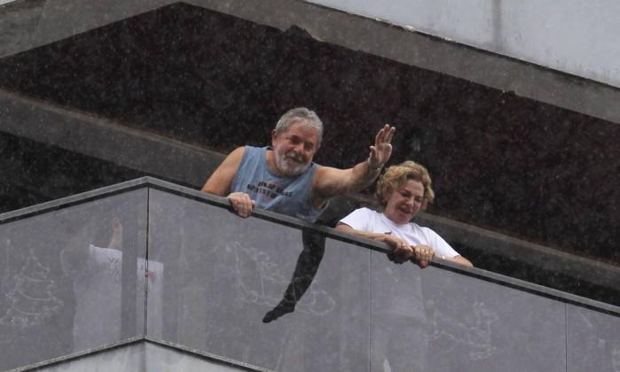 Resultado de imagem para cobertura de Lula em São Bernardo