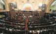 Projeto de lei que reconhece calamidade pública divide opiniões
