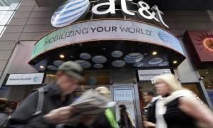 Ampliação. No Brasil, AT&T terá infraestrutura de rede e produção de conteúdo Foto: Richard Drew / AP