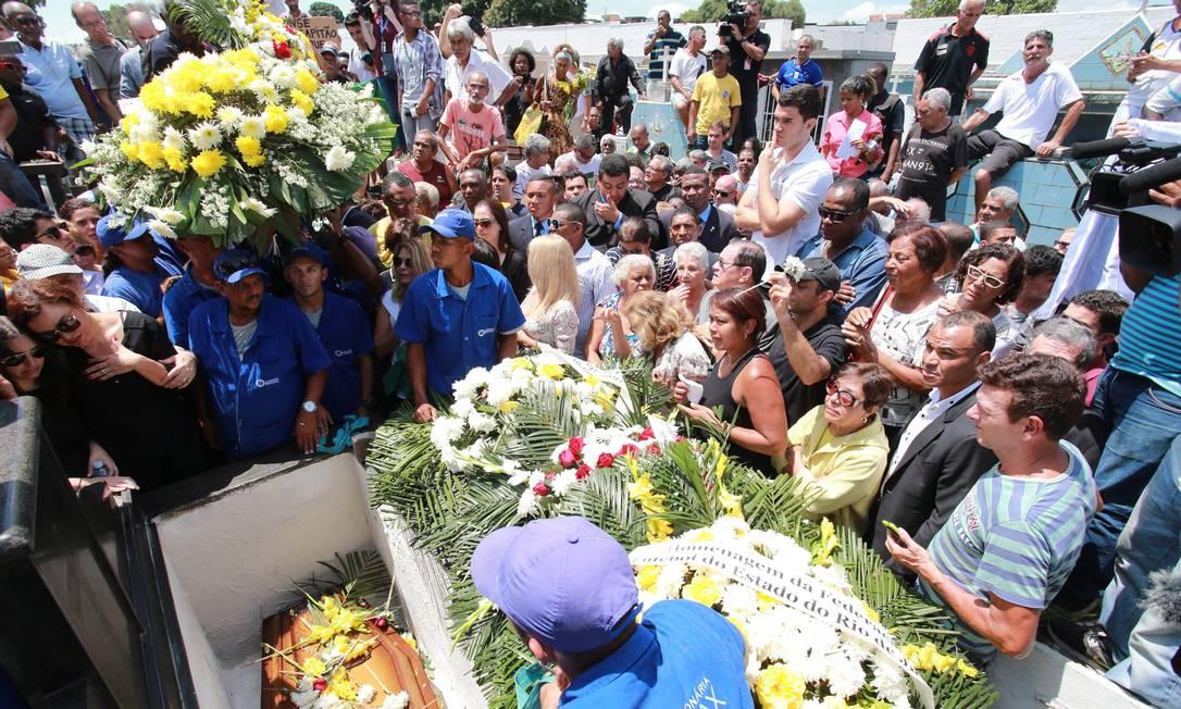 Torres morreu na terça-feira, após sofrer um infarto fulminante Roberto Moreyra / Extra